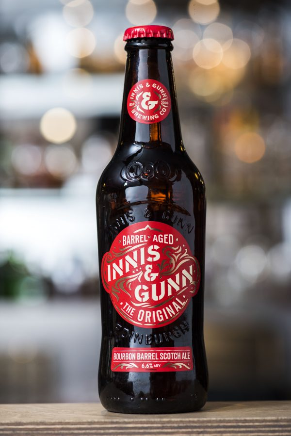 Pic Alan Richardson Dundee, Pix-AR.co.uk Innis and Gunn